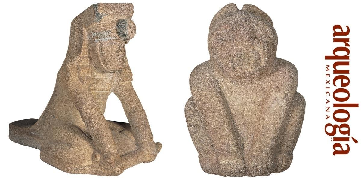 Conjunto escultórico de El Azuzul, Veracruz