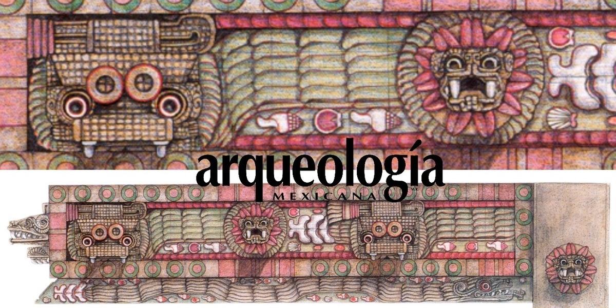La serpiente emplumada en Teotihuacan