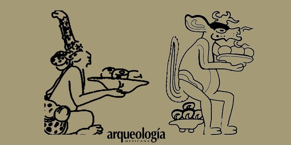El tamal entre los mayas