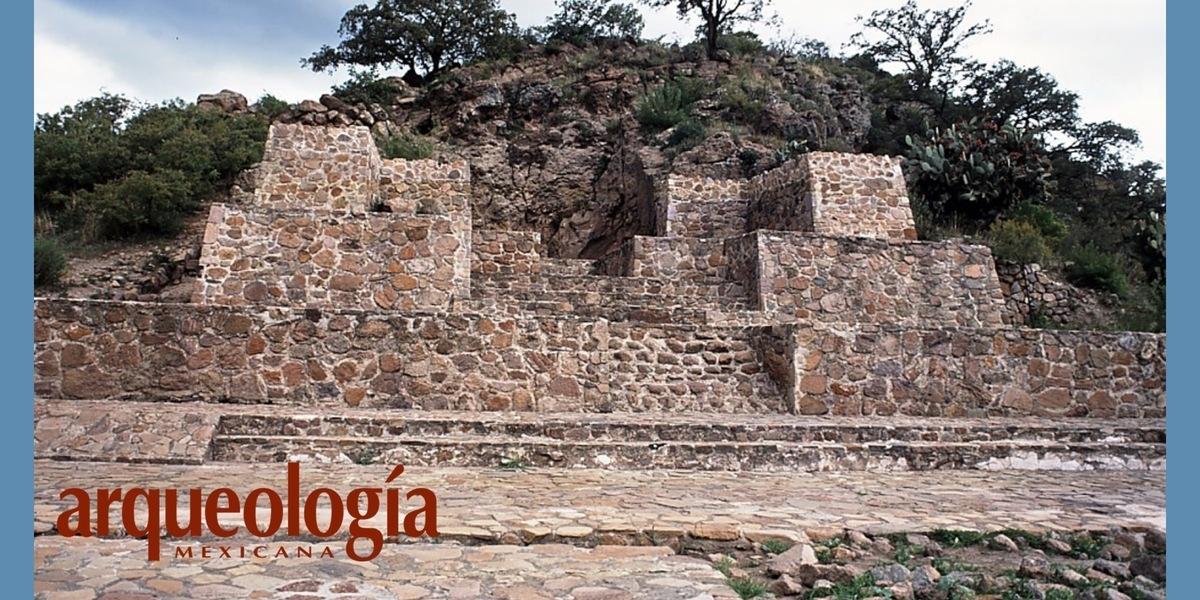 Tetzcotzinco, Estado de México