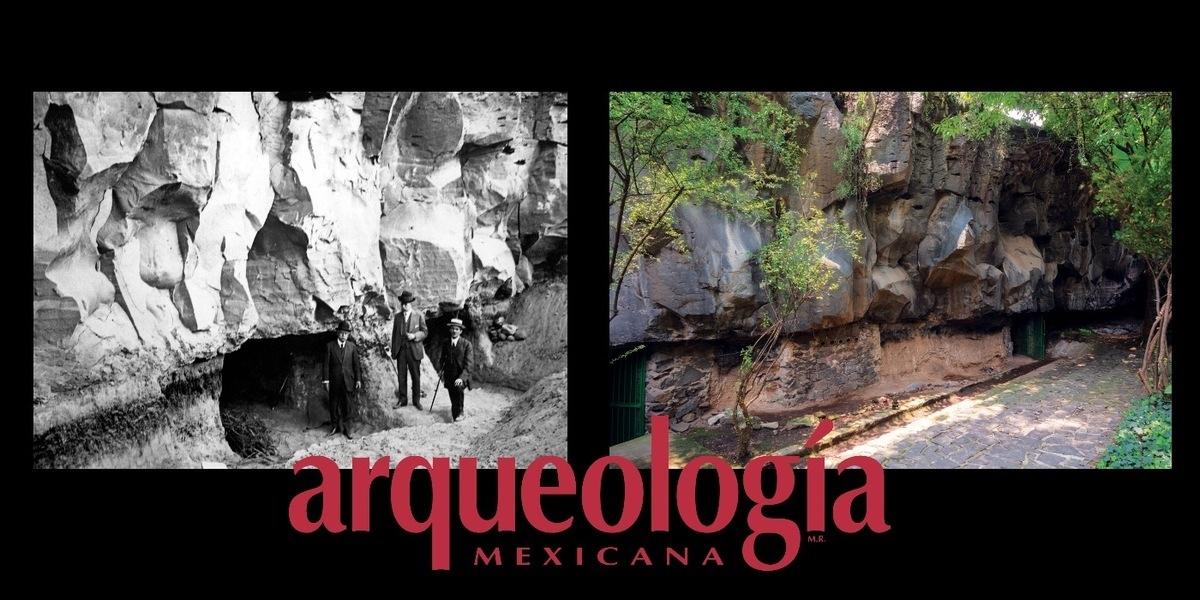 Copilco: una aldea del Preclásico sepultada por la lava. Exploraciones iniciales