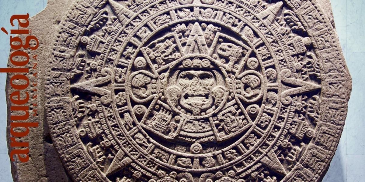 La Piedra Del Sol Arqueología Mexicana