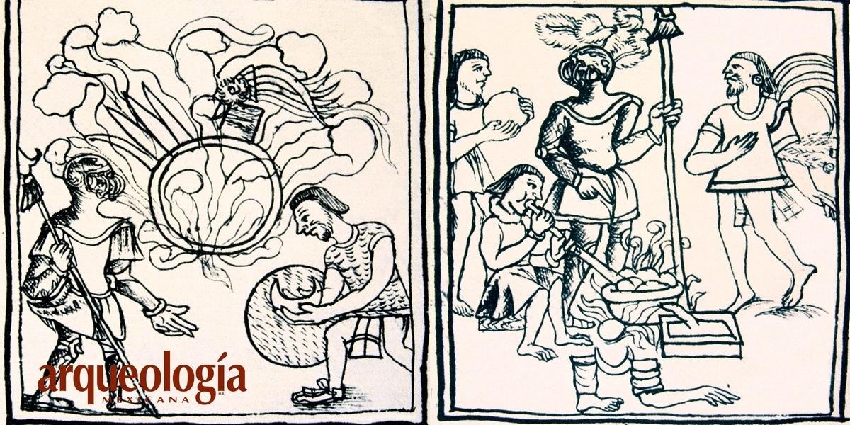 Los orfebres de Moctezuma