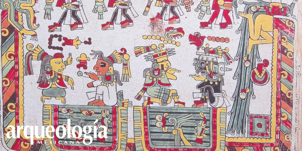 Los códices mixtecos