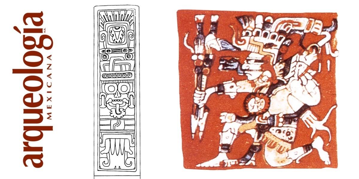 El creador, Xochicalco, Morelos