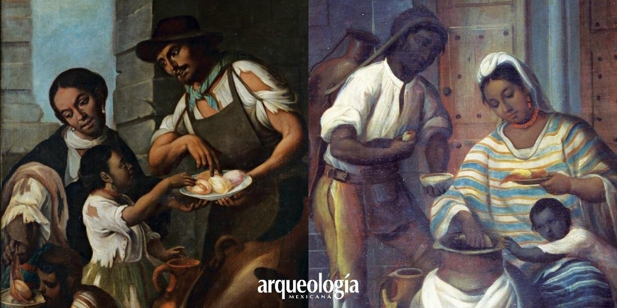 Los tamales en el México colonial