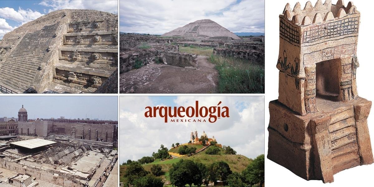 Las pirámides mesoamericanas: un modelo del centro del universo