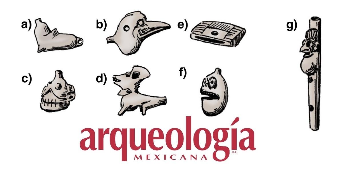 Los silbatos bucales de la Mixteca ¿Instrumentos multifuncionales?