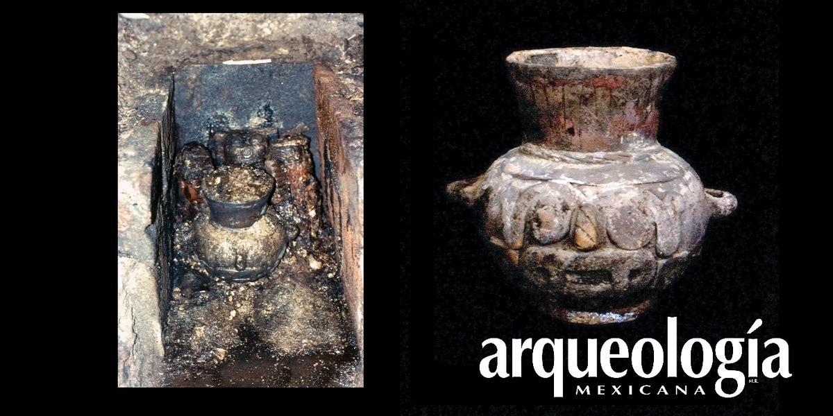 Ofrendas de amaranto para los dioses de la lluvia. Tradición mesoamericana