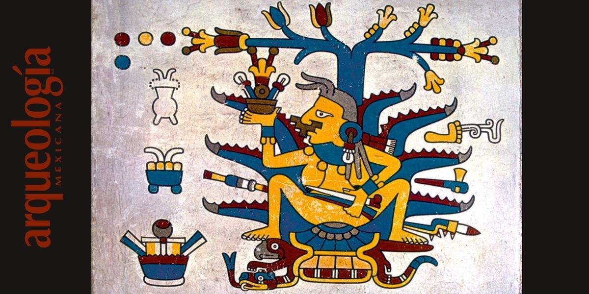 El  mito del origen del maguey