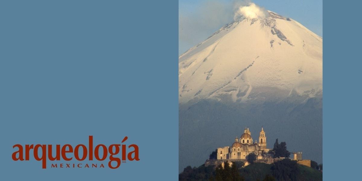 El Popocatépetl y la legendaria lluvia de fuego