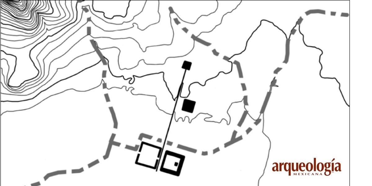 Procesiones en Teotihuacan. Agua y tierra