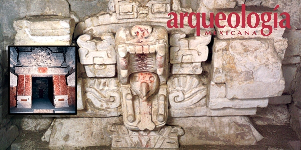 Una casa de ancestros reales en el Cerro de la Campana, Oaxaca