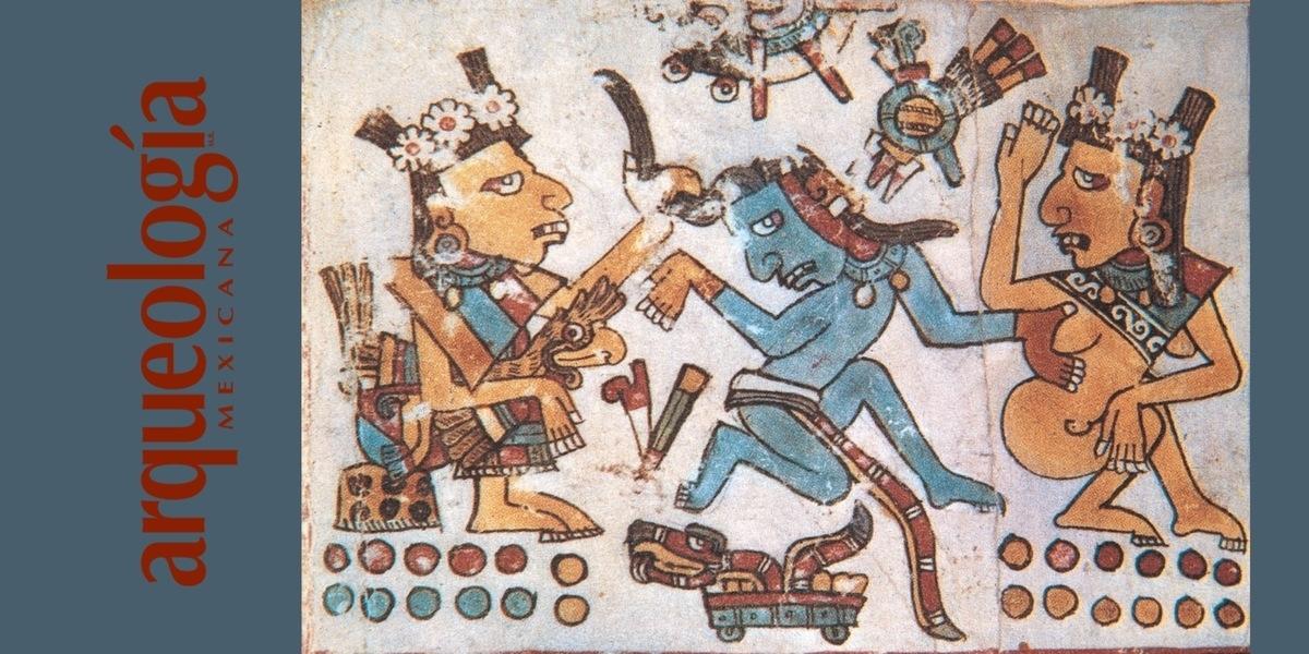 Xochiquétzal y Tlazoltéotl. Diosas mexicas del amor y la sexualidad