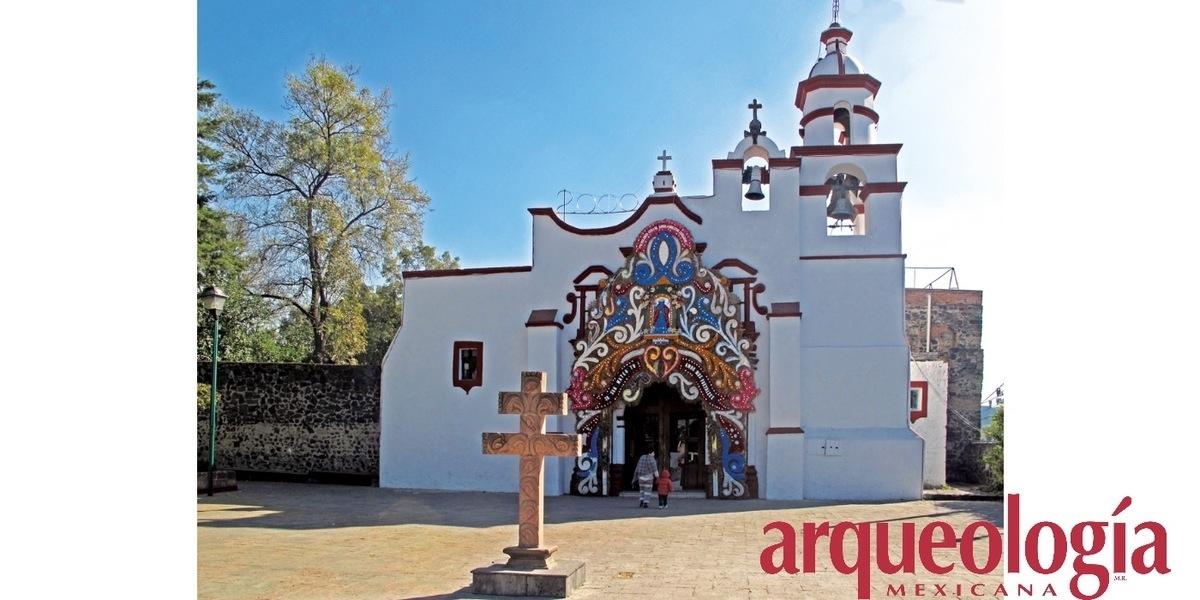La evangelización del área coyoacanense en el siglo XVI