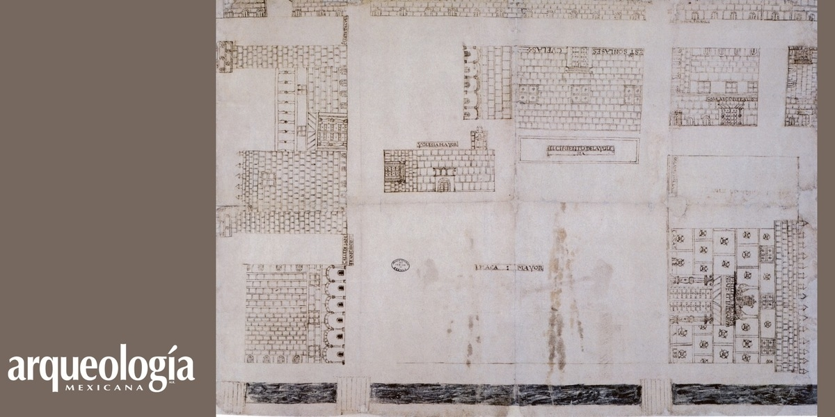 La Plaza Mayor de la ciudad de México en los siglos XVI y XVII