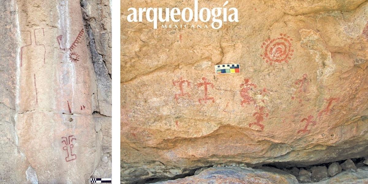 El arte rupestre del nororiente de Guanajuato