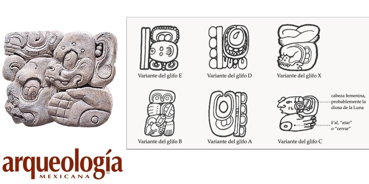 Los ciclos lunares y el calendario maya