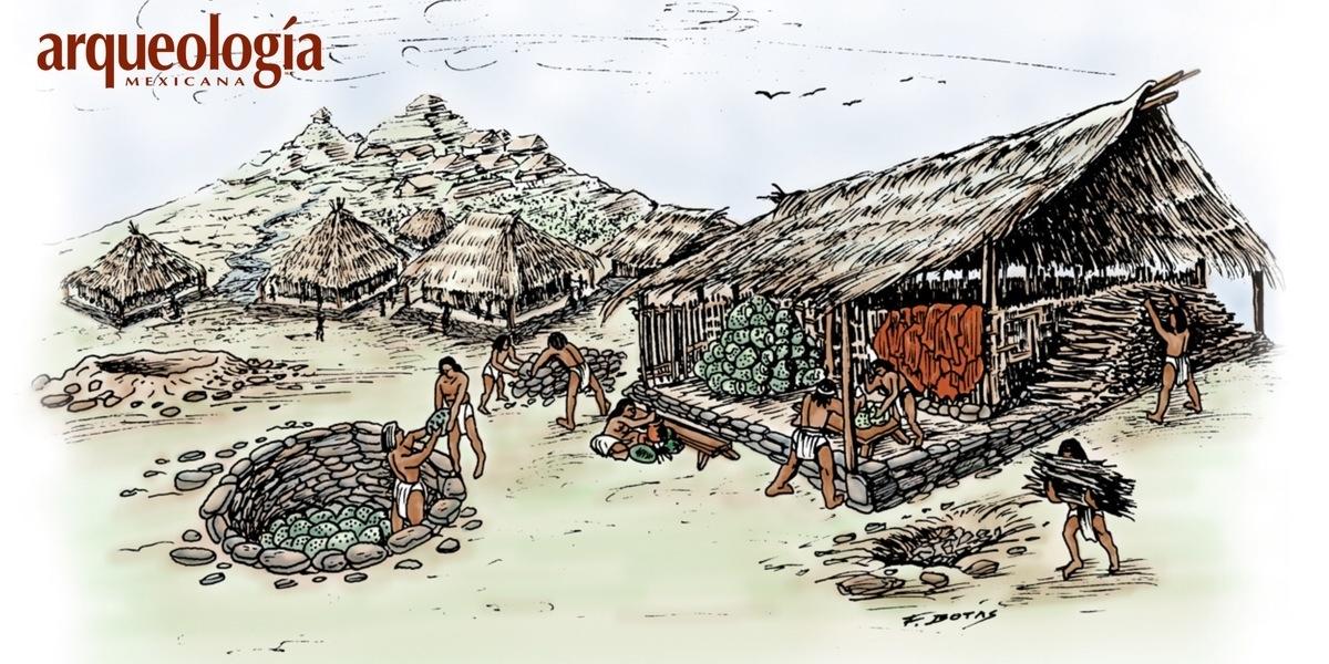 La vida cotidiana en Xochitécatl-Cacaxtla
