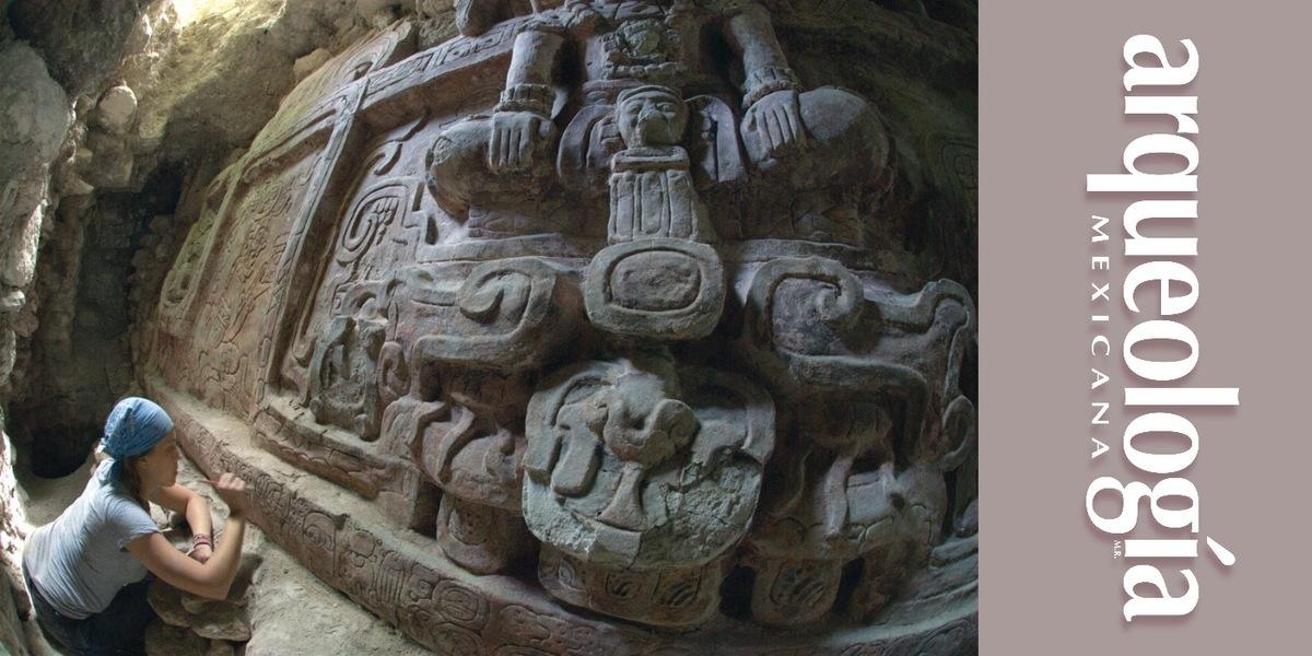 Holmul y la hegemonía del reino Kaanul en el este de Petén