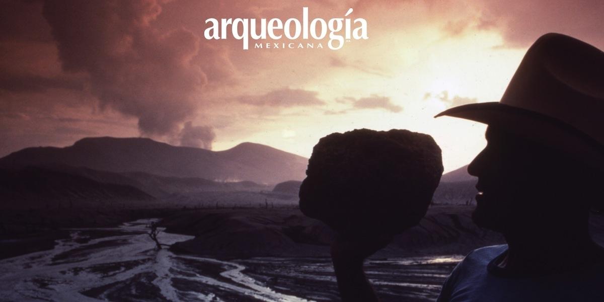 El entorno volcánico en México