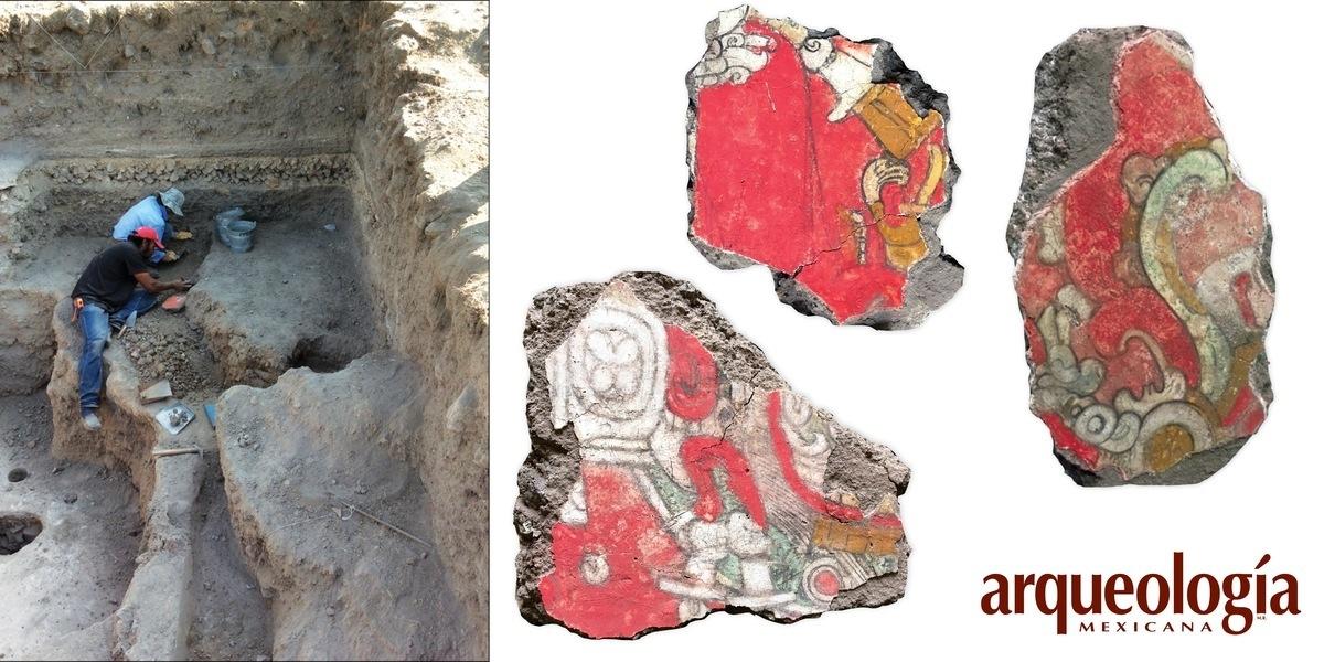 ¿Artistas mayas en Teotihuacan?
