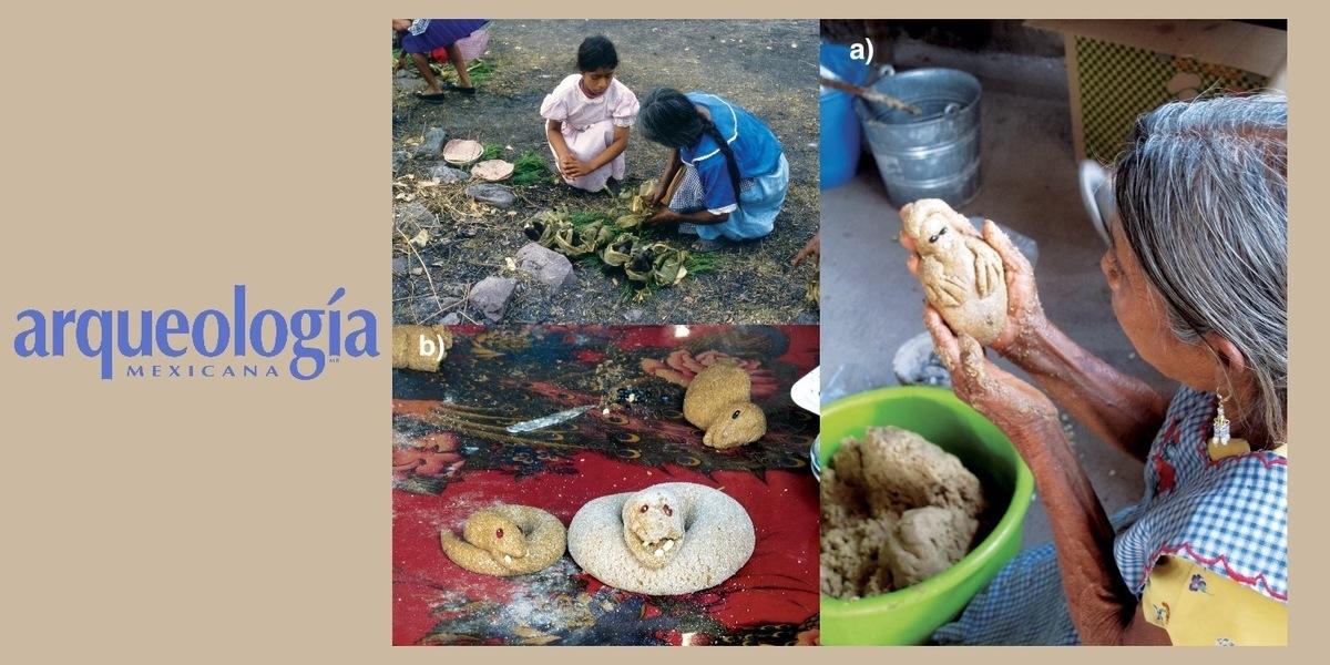 El huauhtli sagrado. Los tamales tzoalli entre los nahuas de Guerrero