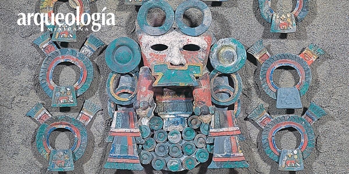 Brasero de Quetzalpapálotl