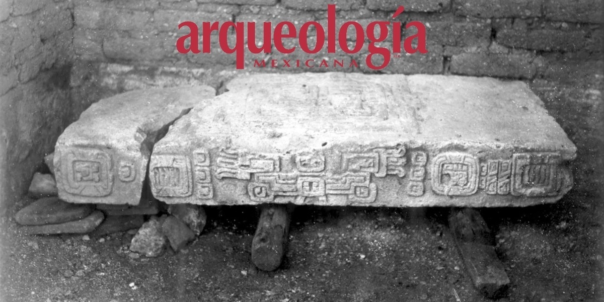 Biografía de un antiguo monumento zapoteca