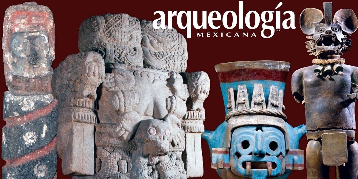 ¿Personajes híbridos en Mesoamérica?