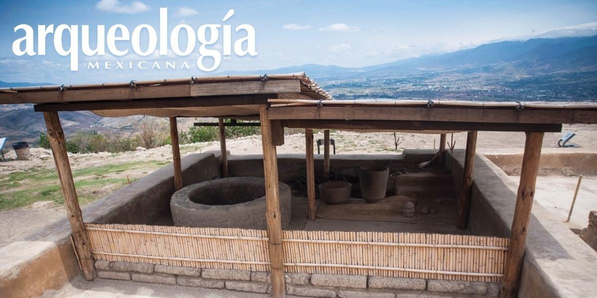 Un horno prehispánico para cerámica en Atzompa