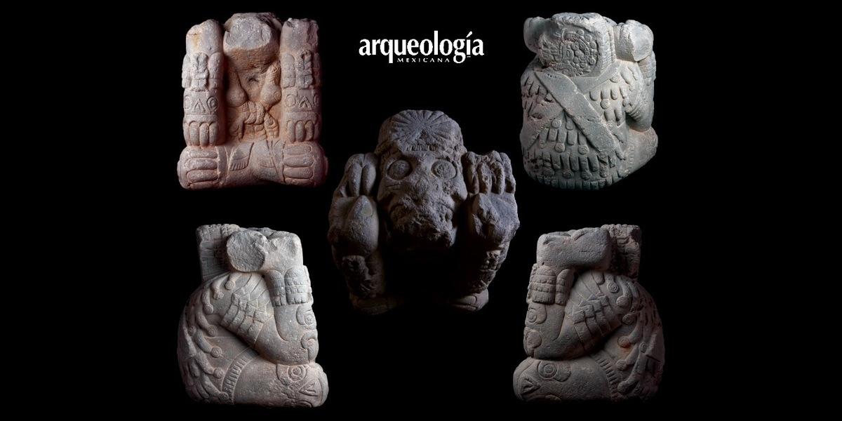 Una deidad olvidada en el tiempo. Muerte, fuego y transformación en la escultura de Tenochtitlan