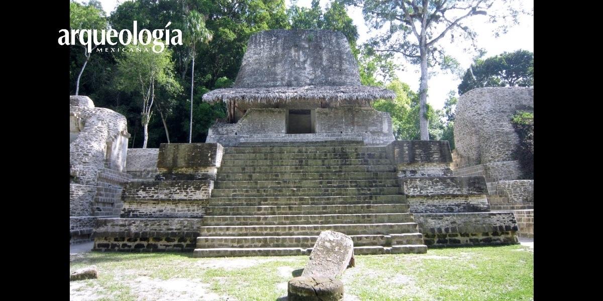 El mayor constructor de la ciudad de Tikal