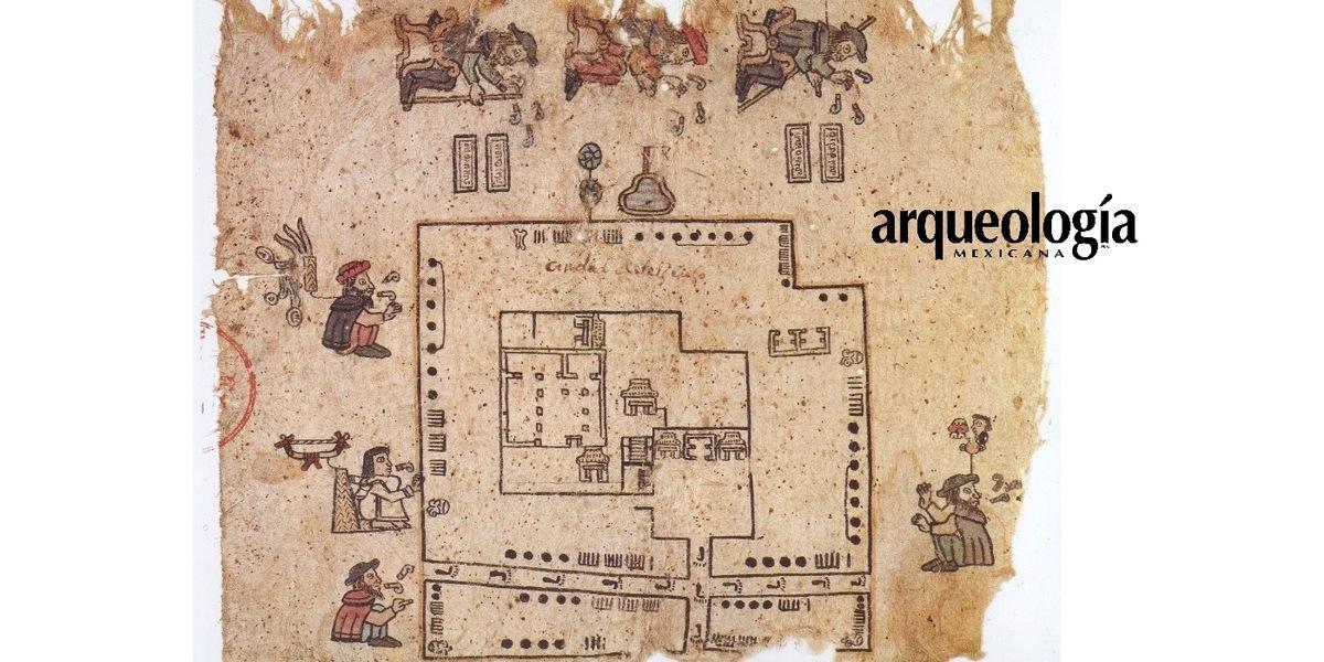 El Mapa de Oztotícpac  y el Fragmento Humboldt núm. 6