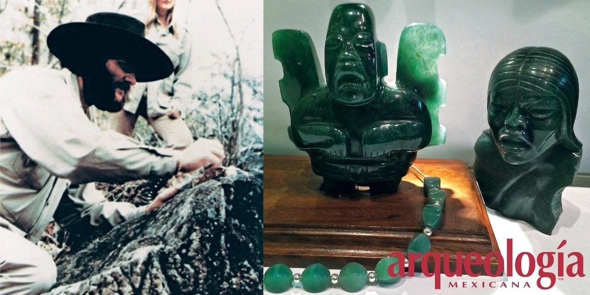 El renacimiento de la industria del jade en Antigua Guatemala
