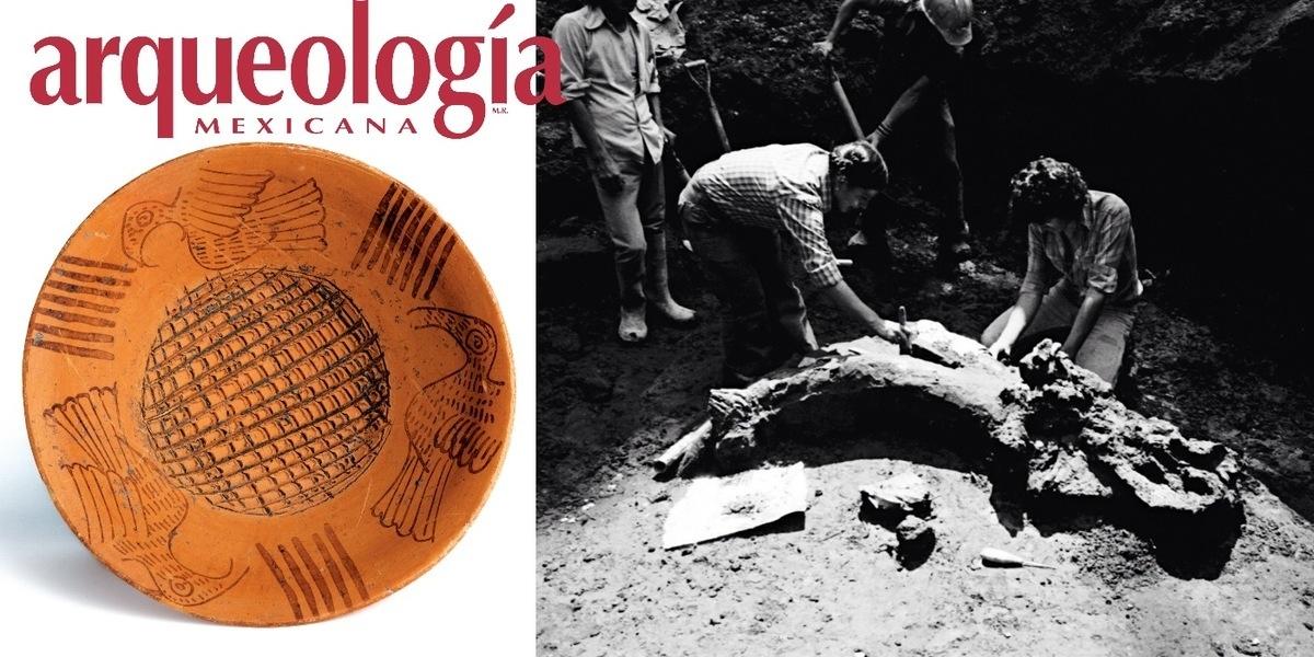 Salvamentos arqueológicos en Azcapotzalco