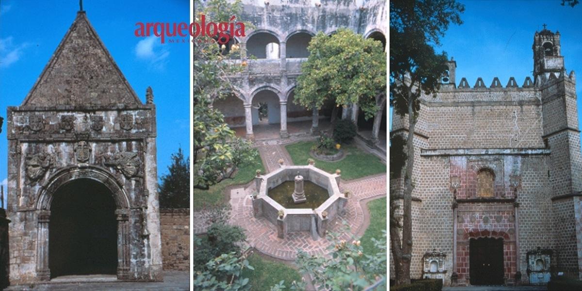 El conjunto conventual de San Miguel de Huejotzingo, Puebla