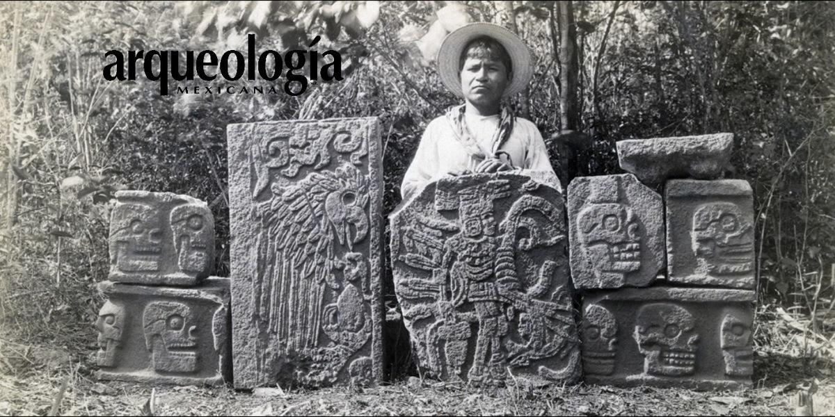 Simbolismo de la cabeza en Mesoamérica