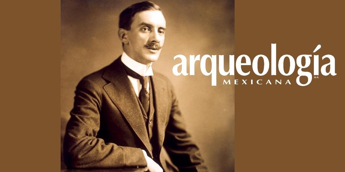 Manuel Gamio y la arqueología de Azcapotzalco
