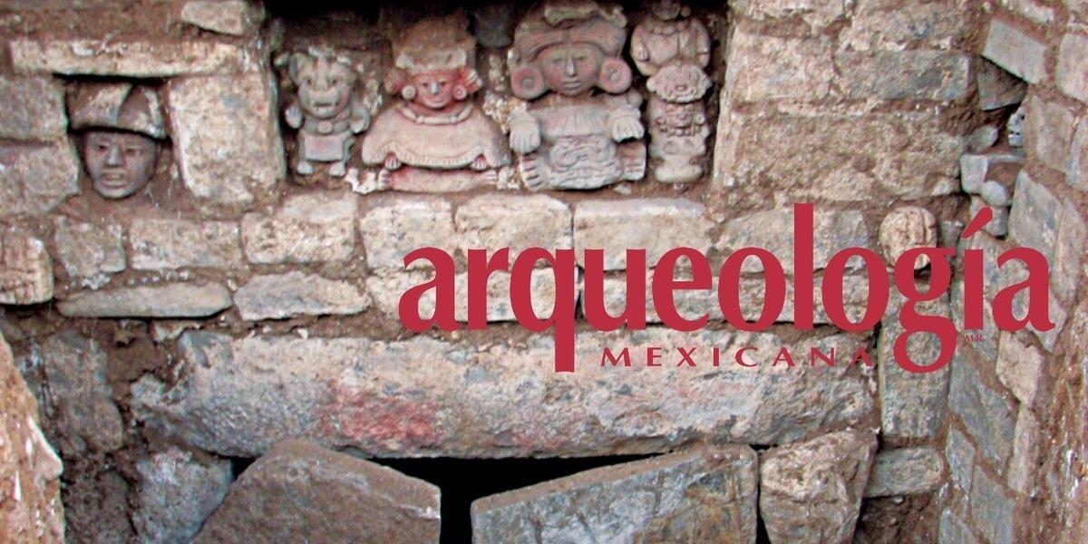 La tumba 1 de San Pedro Ixtlahuaca