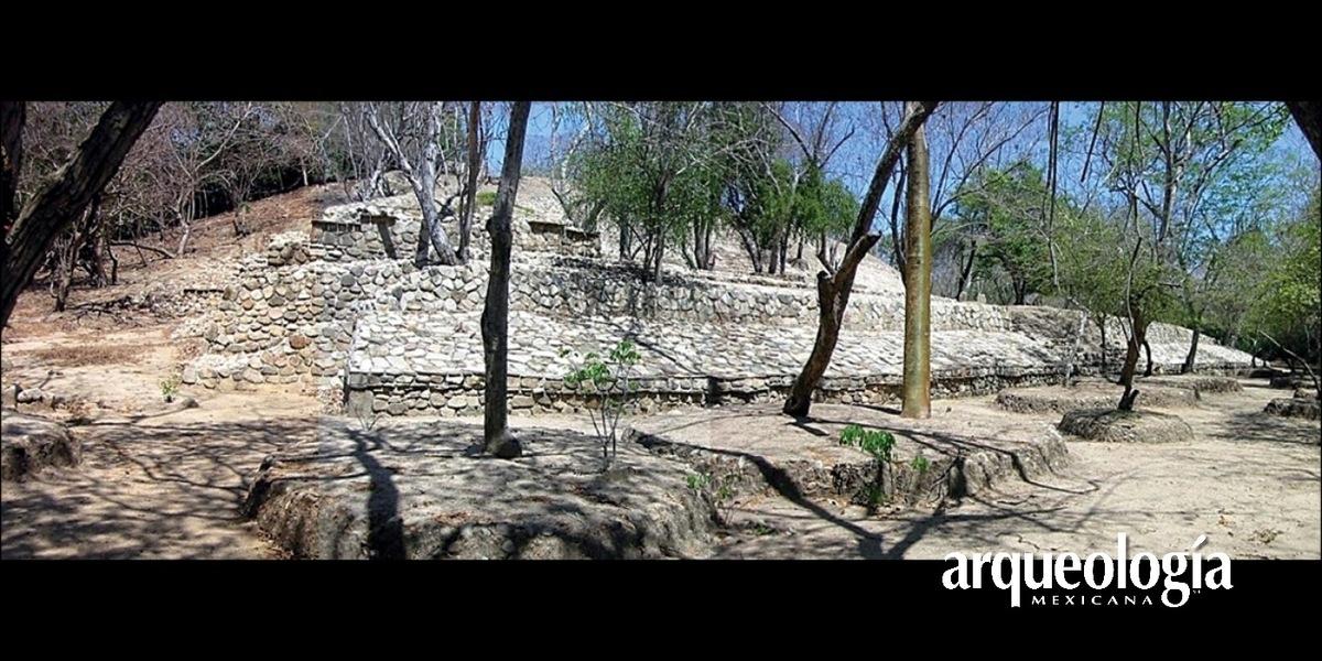 Copalita, Huatulco, Oaxaca. Los mareños precoloniales del Ajujl'aimo' (Casa del Lagarto)