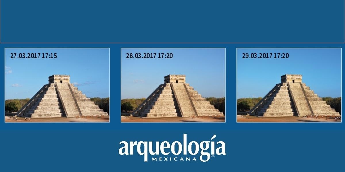 El Sol en Chichén Itzá y Dzibilchaltún. La supuesta importancia de los equinoccios en Mesoamérica