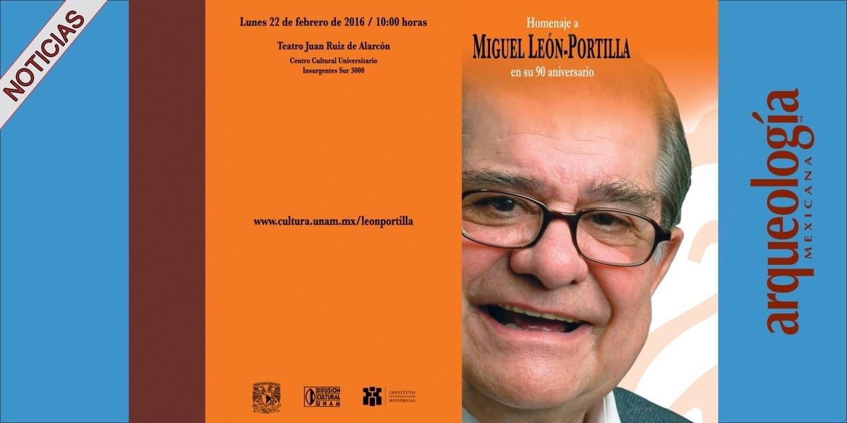 Miguel León-Portilla y sus aportes al estudio del pasado y del presente indígena