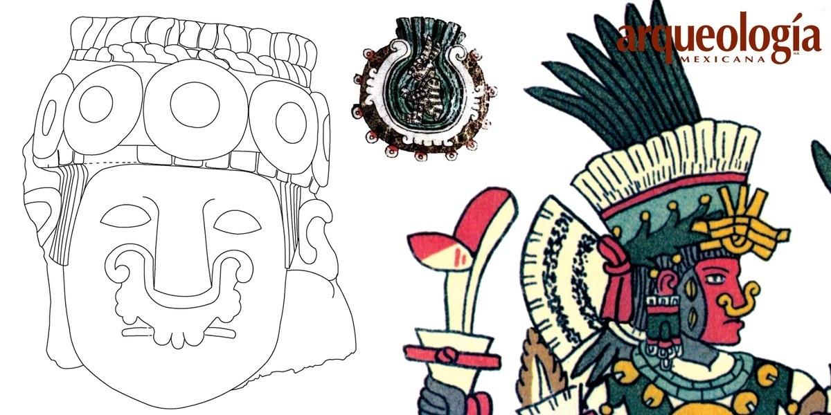Un dios del pulque mexica