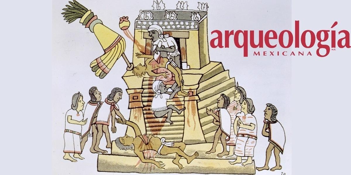 El Sacrificio Y Las Guerras Floridas Arqueología Mexicana