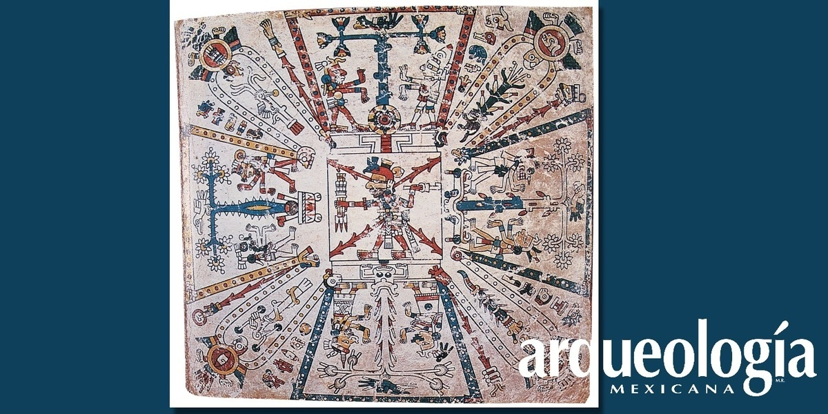 La Creación Del Tiempo Arqueología Mexicana