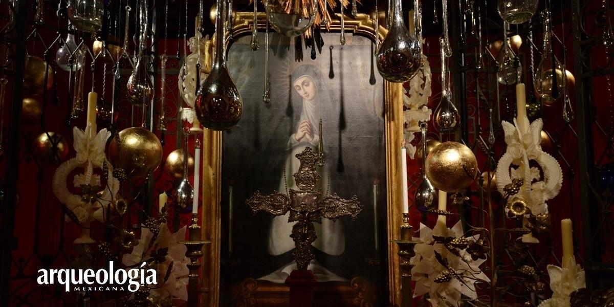 Altar de Dolores, tradición que pervive en los museos del INAH