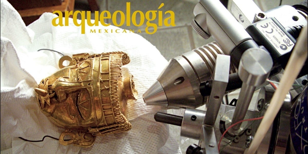 Estudios arqueométricos modernos. Zonas geográficas de uso del oro