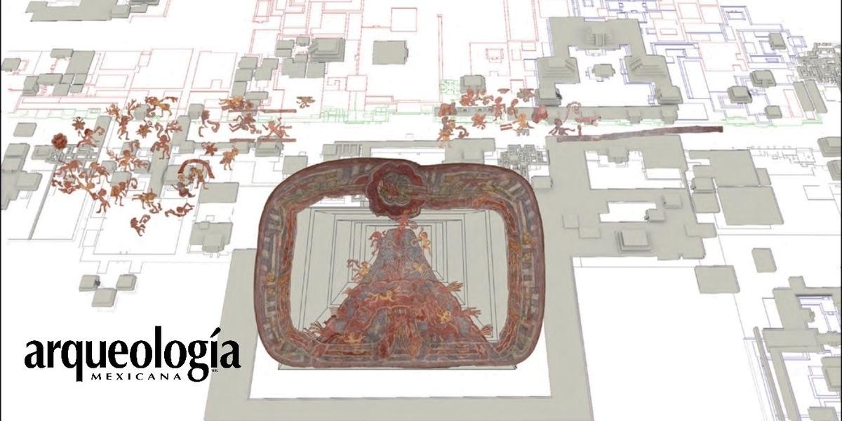 El juego de pelota en Teotihuacan