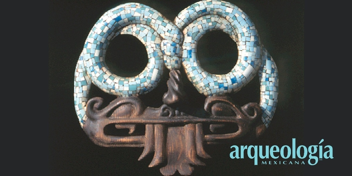 Las máscaras de Quetzalcóatl